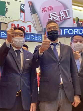 新光三越周年慶開打 村上英之、吳昕陽首度同台助陣