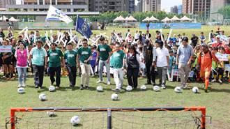 桃捷盃足球賽開踢 廣邀北桃三縣市學生參賽