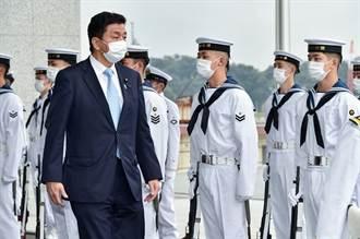 日防衛相岸信夫首視察部隊 指安保環境嚴峻