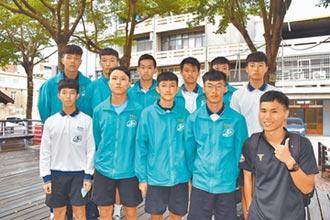 興華高中足球隊 奪全國冠軍