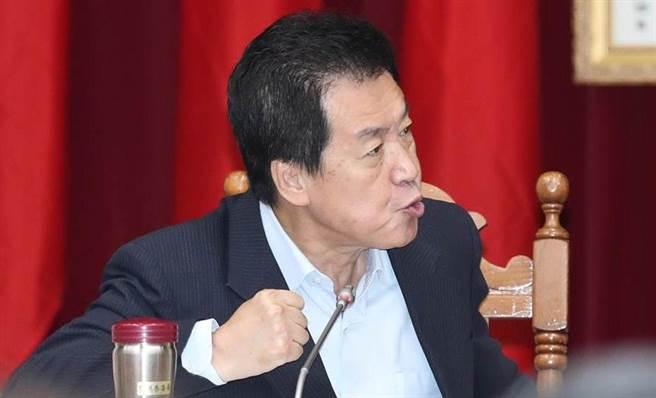 國民黨立委費鴻泰。(資料照,劉宗龍攝)