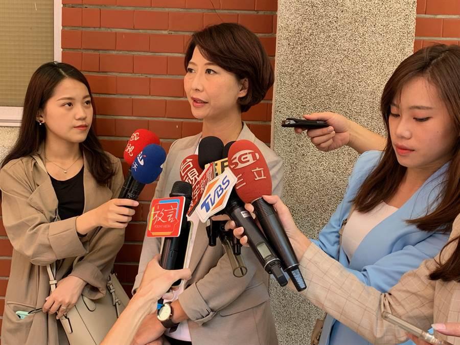 民進黨立委陳亭妃。(報系資料照)