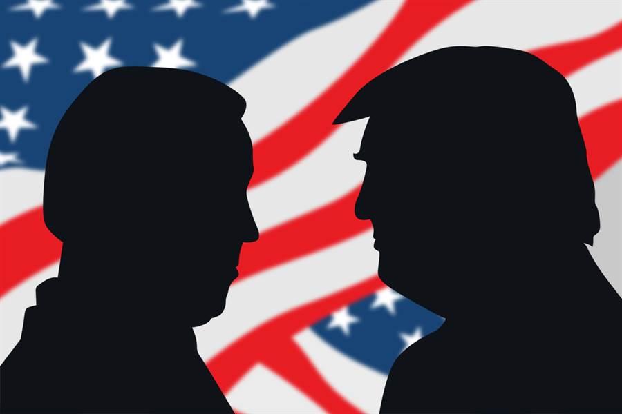 在「史上最爛」的總統大選辯論結束後,百萬美國人民除了在總統川普與民主黨候選人拜登之間做選擇時,有許多選民正在認真考慮第三選擇:移民到加拿大。(示意圖/達志影像)