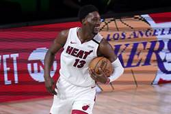 NBA》阿德巴約頸部扭傷 與卓拉吉奇G2存疑