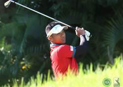 高雄高球公開賽 林永龍4桿領先明天拚生涯首冠
