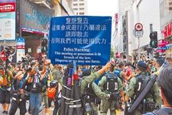 集會未獲批准 港2區議員被捕