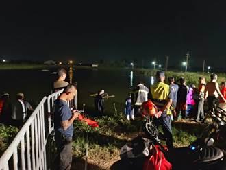 少年無照騎車載少女 中秋深夜掉落魚塭少年溺斃