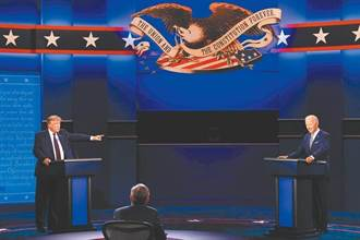 川普拜登首辯遭評史上最爛 網問哪場辯論最經典?鄉民推戰神是他
