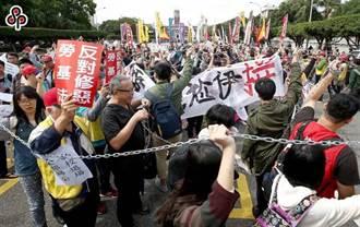 秋鬥11月22日上街頭! 聚焦勞工、土地、環保、食安、教育