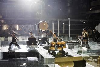 藝文表演佐國慶焰火晚會 台南首辦國慶焰火超吸睛