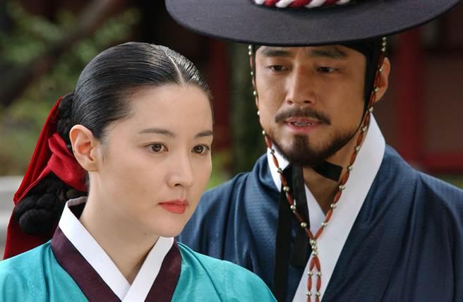 李英愛憑著《大長今》奠定韓流女神地位。(本報系資料照)