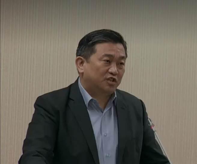 王定宇頻被認錯為王浩宇,網友留言賀罷免成功,網笑:該啟動罷王2.0了。(中時資料照)