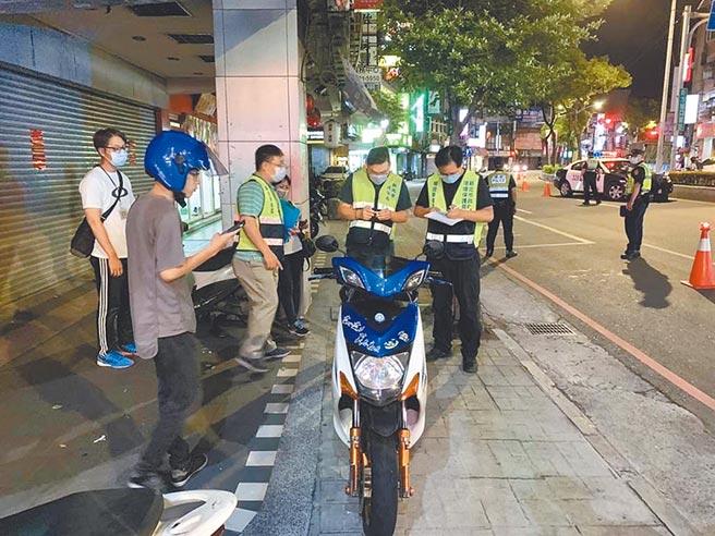 台北市交通罰單數量居高不下,申訴撤銷的案件更是連年成長。此為示意圖。(本報資料照片)