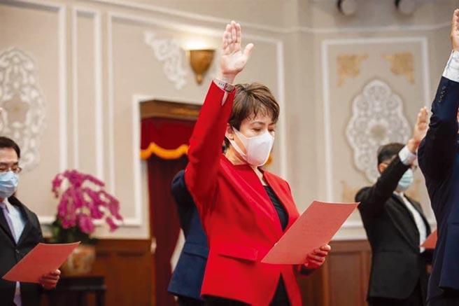 駐美大使蕭美琴(取自蕭美琴臉書)