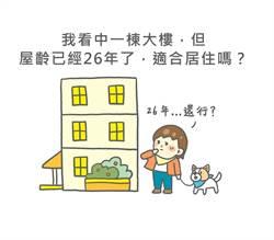 你知道屋齡多久的老房不適合居住嗎?