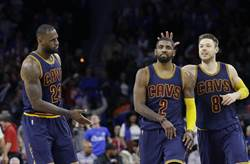 NBA》厄文遭前隊友嘲諷:只想討好KD