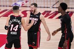 NBA》確定了!阿德巴約與卓拉吉奇缺席G2