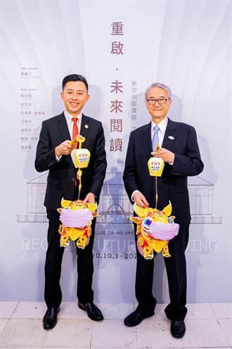 吳東進做公益 為故鄉新竹燈會捐贈戴口罩的小燈籠