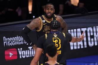 NBA》不滿湖人G2防守 詹皇:G3會更好