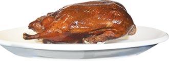 頂級粵菜餐廳尋味-台中与玥樓頂級粵菜餐廳 烤乳豬的皮化開啦