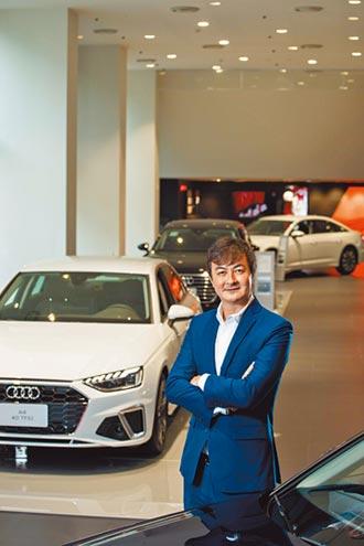 台灣奧迪總裁3箭 讓品牌正向發展