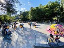 基隆中正公園遊戲場大改造 由孩子親手點出在地特色