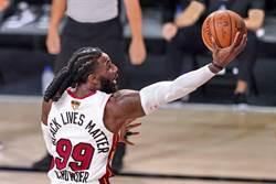NBA》熱火兩球員遭鎖定 勇士想挖克勞德