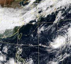 氣象局揭颱風未來3路徑 走這條國慶日離台超近