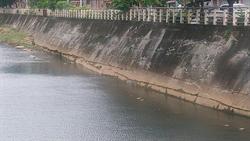 恢復台中海線道路行車安全 梧棲大排水護岸完成修復