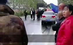 吉林重大車禍 兩貨車相撞已致18人死亡