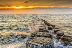 竹縣打造美麗海岸線 鳳坑漁港串連休閒農業區做規畫