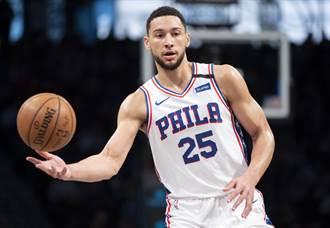 NBA》瑞弗斯上任第一刀 班西蒙斯換狀元籤