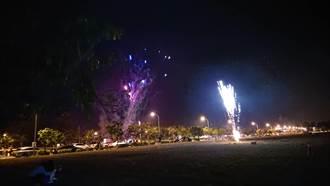 連假煙火放整夜 台南市環保局開出6張噪音罰單