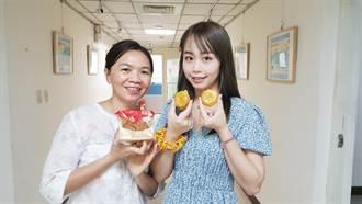 新住民過中秋 移民署送椰子口味「越」餅