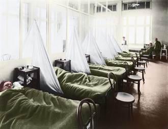川普輕忽疫情自己染病 百年前另一美國總統有同樣經歷