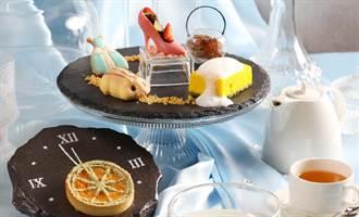 亞都麗緻「品香」藝文宴席限量推出 萬聖節大玩灰姑娘下午茶