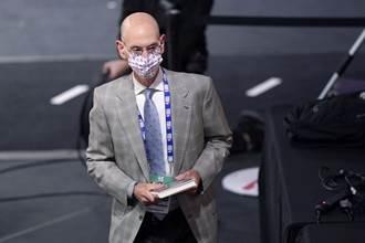 NBA》時間衝突!席爾佛:聯盟不為東奧停賽