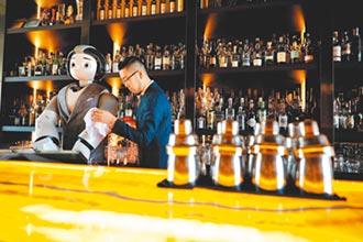 韓國 鋼鐵酒保服務超專業