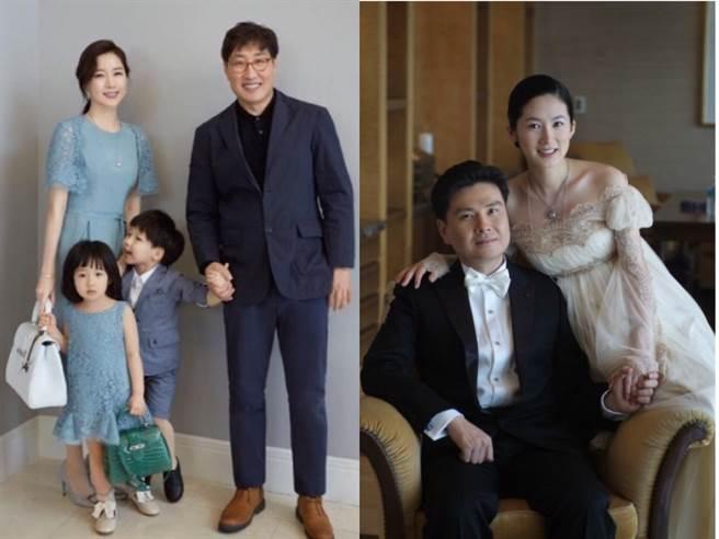 沈銀河悔婚鄭豪泳後,他改娶氧氣美女李英愛。(圖/翻攝自韓網)