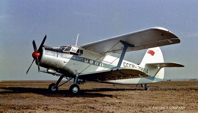 1946年問世的An-2,至今仍然有18000架。(圖/安托洛夫)