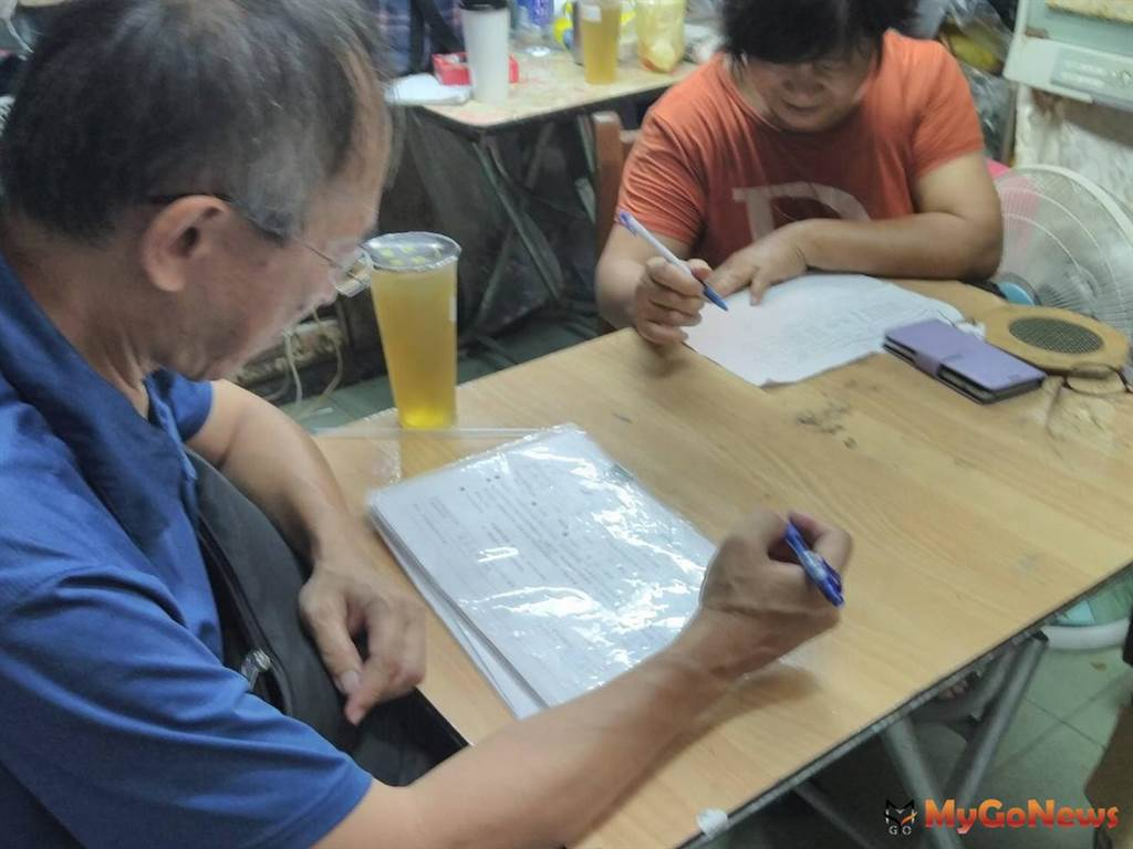台南鐵路地下化計畫持續執行地上物拆除,陸續辦理搬遷及辦理點交(圖:鐵道局)