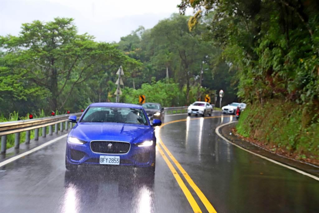 2020 Jaguar經銷商新北九和貴賓早餐會試車團