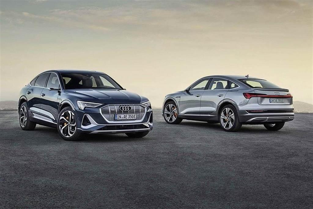 Audi e-tron 美國銷量創新高!第二季交車逼近兩千台,電動車銷售佔比創新高