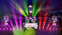 今年國慶晚會、焰火 首度移師基隆、台南