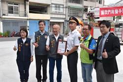 徐耀昌視察消防局 並表揚全國績優救護人員
