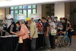 流感疫苗注射湧人潮 台中慈濟醫院較往年多5成