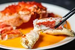 晶華攻「蟹」宴 限時套餐端上桌
