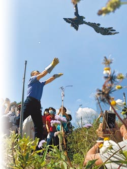 世界動物日 新北野放大冠鷲