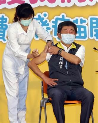50至64歲施打率偏低  陳時中籲接種:避免新冠、流感兩病齊發