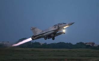 國防部:今年迄今派遣空中戰巡兵力4132架次